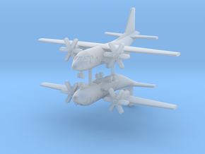 1/500 C-27J Spartan (x2) in Frosted Ultra Detail