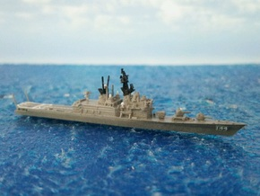 1/2000 JS Shirane-class Helicopter destroyer in Frosted Ultra Detail