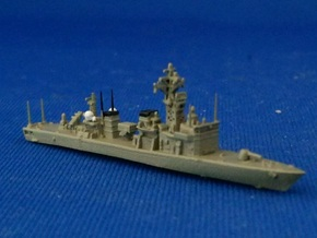 1/2000 JS Abukuma-class destroyer escort in Smooth Fine Detail Plastic