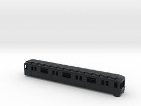 Soviet metro steering wagon (81-71) TT [body] in Black Hi-Def Acrylate