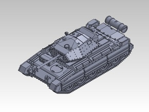 1/120 Cruiser Tank CRUSADER Mk.III in Frosted Ultra Detail