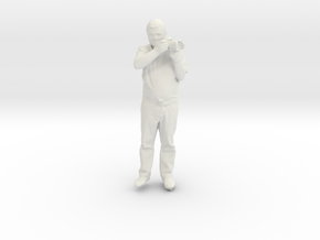 Printle C Homme 244 - 1/24 - wob in White Natural Versatile Plastic