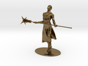 Giant Slayer Miniature in Natural Bronze: 1:60.96