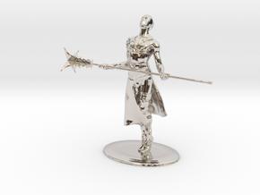 Giant Slayer Miniature in Platinum: 1:60.96