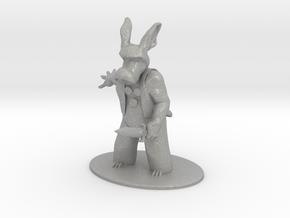 Cerebus the Aardvark Miniature in Aluminum: 1:60.96