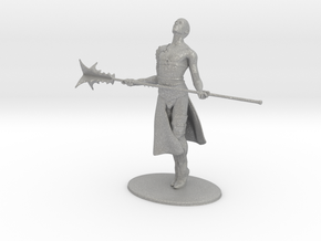 Giant Slayer Miniature in Raw Aluminum: 1:60.96
