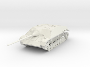 PV155A Jagdpanzer IV/70 (28mm) in White Natural Versatile Plastic