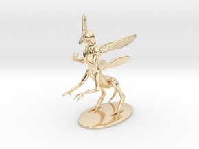 Gharton Miniature in 14K Yellow Gold: 1:60.96
