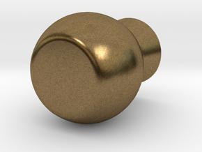 花瓶 in Natural Bronze