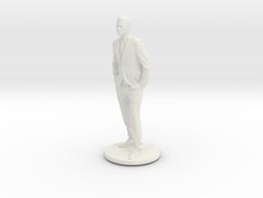 Printle C Homme 005 - 1/32 in White Natural Versatile Plastic