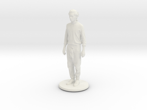 Printle C Homme 007 - 1/32 in White Strong & Flexible