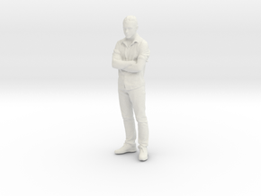 Printle C Kid 002 - 1/24 - wob in White Natural Versatile Plastic