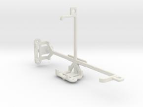 Energizer Energy 500 tripod & stabilizer mount in White Natural Versatile Plastic