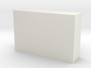 cabinet in White Natural Versatile Plastic