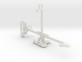 Unnecto Bolt tripod & stabilizer mount in White Natural Versatile Plastic