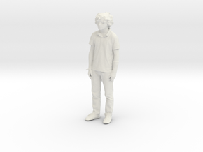 Printle C Kid 018 - 1/24 - wob in White Natural Versatile Plastic