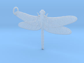 Dragonfly 2 in Smooth Fine Detail Plastic