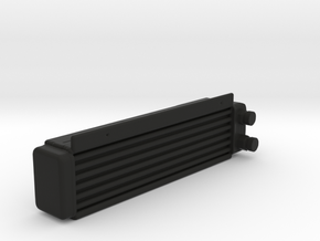 Oil Cooler - 1/10 in Black Natural Versatile Plastic