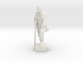 Printle C Homme 317 - 1/24 - wob in White Natural Versatile Plastic