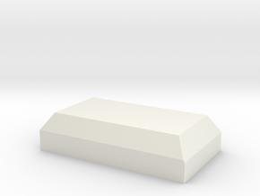 石頭盒子 in White Natural Versatile Plastic