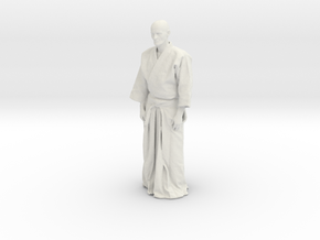 Printle L Homme 323 - 1/24 - wob in White Natural Versatile Plastic