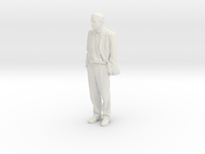 Printle C Homme 344 - 1/24 - wob in White Natural Versatile Plastic