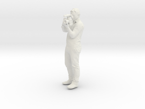 Printle C Homme 343 - 1/24 - wob in White Natural Versatile Plastic