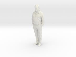Printle C Homme 348 - 1/24 - wob in White Natural Versatile Plastic