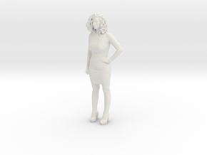 Printle C Femme 311 - 1/24 - wob in White Natural Versatile Plastic