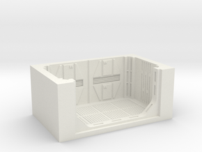 Imperial Assault tile 36A in White Natural Versatile Plastic