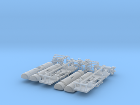 JNR- Taki 10450 type MCP&MC8 2cars set in Frosted Ultra Detail