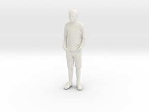 Printle C Kid 027 - 1/24 - wob in White Natural Versatile Plastic