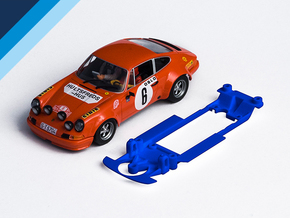 1/32 Fly Porsche 911 / 934 Chassis Slot.it IL pod in White Natural Versatile Plastic