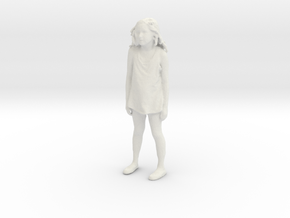 Printle C Kid 049 - 1/24 - wob in White Natural Versatile Plastic