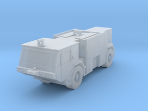 1:200 Scale P-19 Fire Truck in Smooth Fine Detail Plastic
