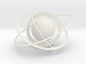 105102342:Planetary modeling lights in White Natural Versatile Plastic
