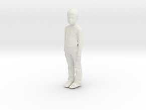Printle C Kid 052 - 1/24 - wob in White Natural Versatile Plastic