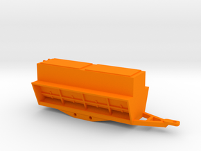 1/64 Creep Feeder in Orange Processed Versatile Plastic