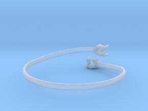 Model-d2215f0ae8e1770de51efe3d071024ab in Smooth Fine Detail Plastic