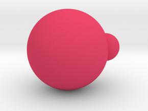Decorations in Pink Processed Versatile Plastic: 1:13