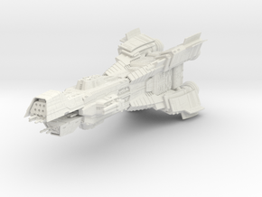 1:2400 Donnanger - The Expanse [200mm] in White Natural Versatile Plastic