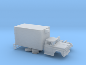 1/160 1960/61 Chevrolet C 50 Delivery Box in Frosted Ultra Detail