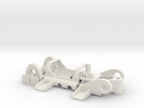 PDU050mO in White Strong & Flexible