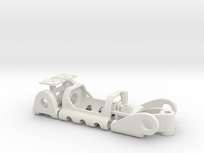 PDU050mL in White Strong & Flexible
