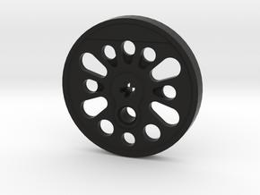 XXL Boxpok Blind Driver in Black Natural Versatile Plastic