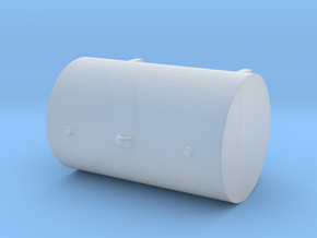 1:87 550 Gallon Fuel Tank in Smooth Fine Detail Plastic