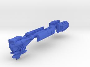 Epsylon  in Blue Processed Versatile Plastic