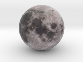 Moon in Full Color Sandstone