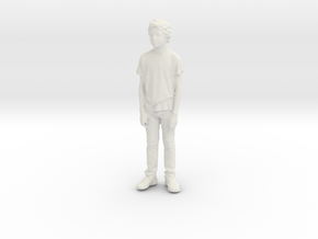 Printle C Kid 054 - 1/24 - wob in White Natural Versatile Plastic