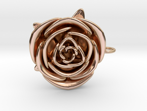 Rose in 14k Rose Gold